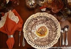 Image result for thanksgiving plates