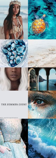 The Summer Court - A Court of Mist and Fury