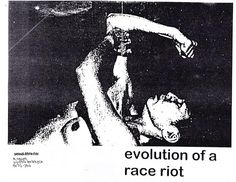 Compiled by Mimi Nguyen, Evolution of a Race Riot was two compilation zines and a third zine listing projects, zines, and resources for people of color who were/are involved in punk rock and punk culture. The Race Riot comps are crucial and critica. Punk Rock, Evolution, Racing, Culture, Third, Image, Activists, Writings