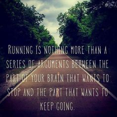 running inspiration to keep going