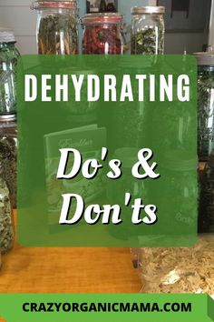 This introduction to dehydrating offers a look into equipment needed, types of things you can dehydrate, and how to use your dehydrated products in cooking. Dehydrated Vegetables, Dried Vegetables, Dehydrated Food, Fruits And Veggies, Canning Food Preservation, Preserving Food, Canned Food Storage, Survival Prepping, Survival Gear