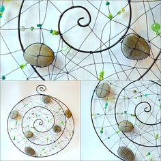 Marcela Cirhanová ~ Little Green Spiral.