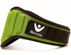 Powerful Rip Tab Velcro Masculation Belt Waist Trimmer Men//Women GYM//weight lift