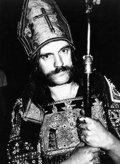 """Ian """"Lemmy"""" Kilminster"""