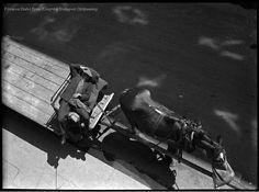Kinszki Imre [A bakon pihenő fuvaros Budapest 1937