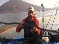 Choosing The Right Paddle to Kayak Fish