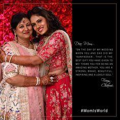 Celebrating Mother's Day with #RealBridesOfKalki