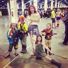 Firefly jr cosplay