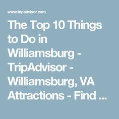 14 Best Williamsburg images in 2017 | Colonial Williamsburg