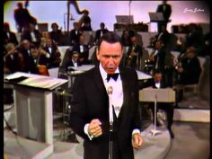 """Frank Sinatra sings 'Luck Be a Lady' from the musical """"Guys and Dolls""""   Live in Concert, 1966   #video"""