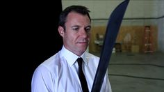 Transporter Tv series Chris Vance as Frank Martin