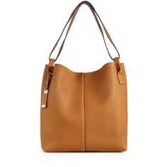 Michael Kors Rogers Large Hobo Bag (1,455 CAD) ❤ liked on Polyvore featuring bags, handbags, shoulder bags, apparel & accessories, luggage, crossbody shoulder bags, leather crossbody, cross body handbags, genuine leather handbags and leather handbags