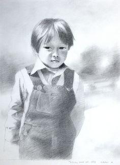 1993 ひろくん illustration by Naoko Aoyama