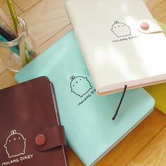 """""""MOLANG DIARY"""" from #YesStyle <3 BABOSARANG YesStyle.com.au"""
