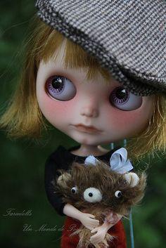 Tom blythe custom doll by Taradolls by Taradolls on Etsy, €635.00