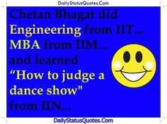 Engineering iit  Daily Status Quotes