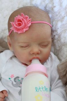 CUSTOM Reborn Baby Newborn Doll TWIN A by by SummerfieldBabies
