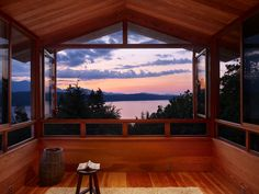 Weekend Cabin: Dabob Bay, Washington