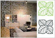 deco separation piece, rideau design, nouveauté, Id-deco