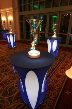 cocktail table decoration ideas - Google Search