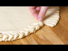 Popular Pigtail Pie with Jam Easy Baking Recipes, Easy Cookie Recipes, Dessert Recipes, Cooking Recipes, Cooking Pasta, Cooking Cake, Cooking Gadgets, Cooking Ideas, Decoration Patisserie