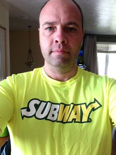 #Carlscrew with @SUBWAYCanada 's #CommitToFit #Giveaway Weekly Can