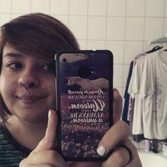 Von @ginagpunkt auf Instagram. Link zum Design >> http://deindesign.com/de/designs/statements/unicorn || #deindesign #designcase #dd #handycase #handycover #handyhuelle #smartphone #iphone #phonecase #case #cover #huelle #bag #tasche #girl #mirror #beautiful #cute #instagram #piercing #unicorn