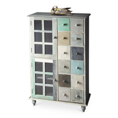 Found it at Wayfair - Gillis Rustic Accent Chest