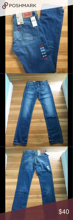 Levi's 511 slim fit w33 L34 brand new with tags Brand new with tags.. Levi's Jeans Slim
