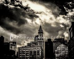 Clock Tower 1 by AJTPhotographyLLC on Etsy