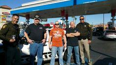Las Vegas Metro Police, great guys