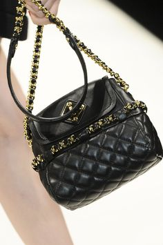 #Moschino Fall 2012 Handbags... #LadiesStylish #Handbags