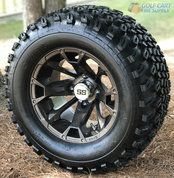 12 Inch Golf Cart Wheels And Tires Combos For Lifted Carts Golf Cart Tire Supply Golf Cart Tires Golf Cart Wheels Golf Carts