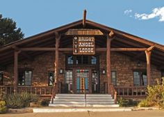 Bright Angel Lodge & Cabins in Grand Canyon, AZ. Rooms start at $`113.