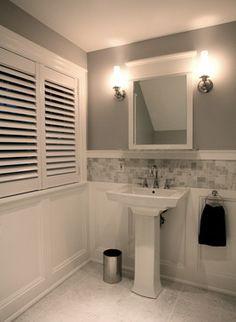 Huron Ave Bathroom - www.iwantmore.pl - www.more4design.pl - www.mymarilynmonroe.blog.pl