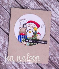 North Pole Set by Jen Nelson