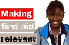 Making First Aid relevant for kids/teens
