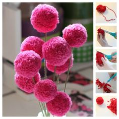 32 Awesome No-Knit DIY Yarn Projects