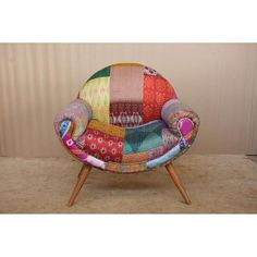 Retro Kantha Nest Chair (21 of 39)