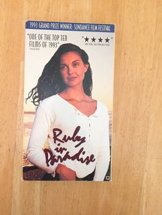 Ruby In Paradise Starring Ashley Judd 1993 VHS by HOUSEOFURCHIN