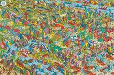 Where's Wally Dinosaurs