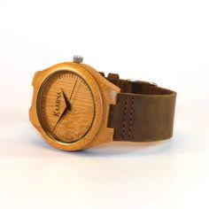 Delray, Tyylikäs Puinen Rannekello - Kaarna www.kaarnakellot.fi Wood Watch, Watches, Accessories, Wooden Clock, Wristwatches, Clocks, Jewelry Accessories