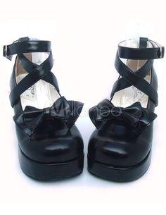 Gothic Lolita shoes $59.99