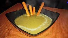 Vellutata di melanzane e carote