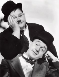 It's Friday so that means Laurel & Hardy time!!! Movie Poster / Movie…
