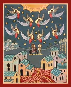 Holy Innocents Episcopal Church in Atlanta, Icon by Suzanne Zoole