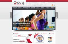 NETFORMIC relauncht B2B & B2C Shop auf Basis von brickfox TYPO3 für SVG Medizinsysteme