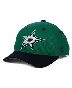 Zephyr Kids' Dallas Stars Tyke Adjustable Cap