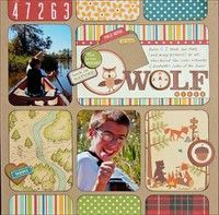 A Project by Madeline from our Scrapbooking Gallery originally submitted 05/28/12 at 09:12 AM