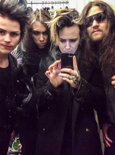 Kerbera. Zave looks so much like Gerard Way (so much that I don't need to point out which one he is)